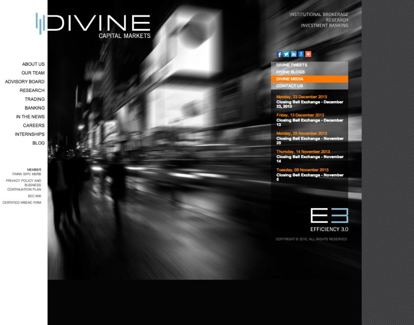 Divine Capital Markets