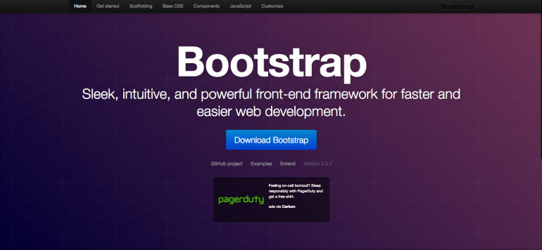 Bootstrap and WordPress