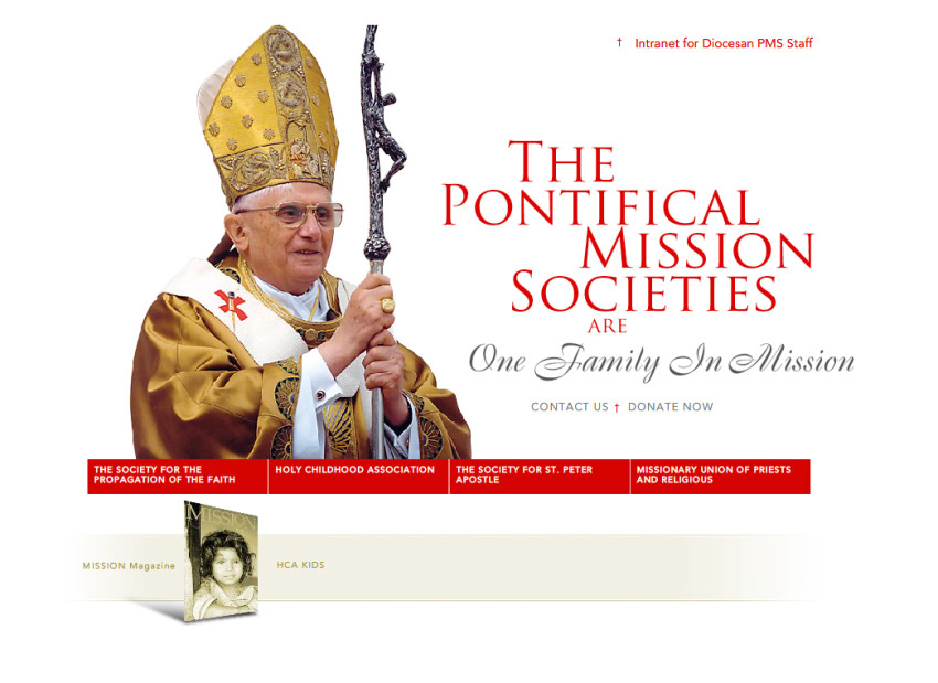 Pontifical Mission Societies