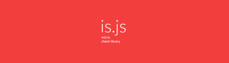 Micro Check Library Is.Js